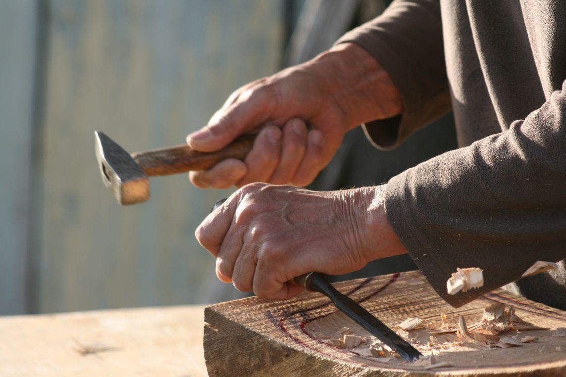 Wood handwork