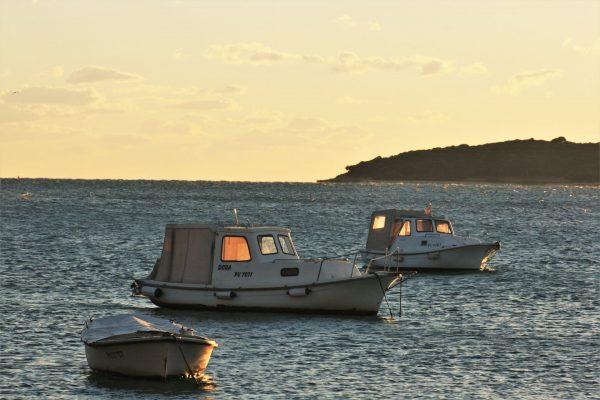 Istria places Fazana seaview