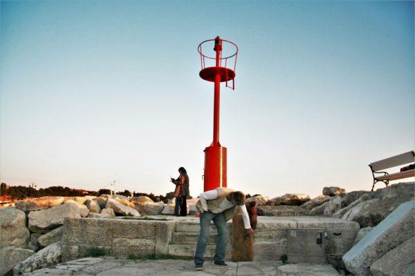 Istria places Feral lantern Fazana