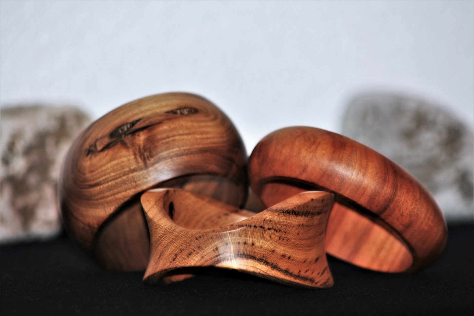 olive wood jewellery sanisio handmade bracelets various wood
