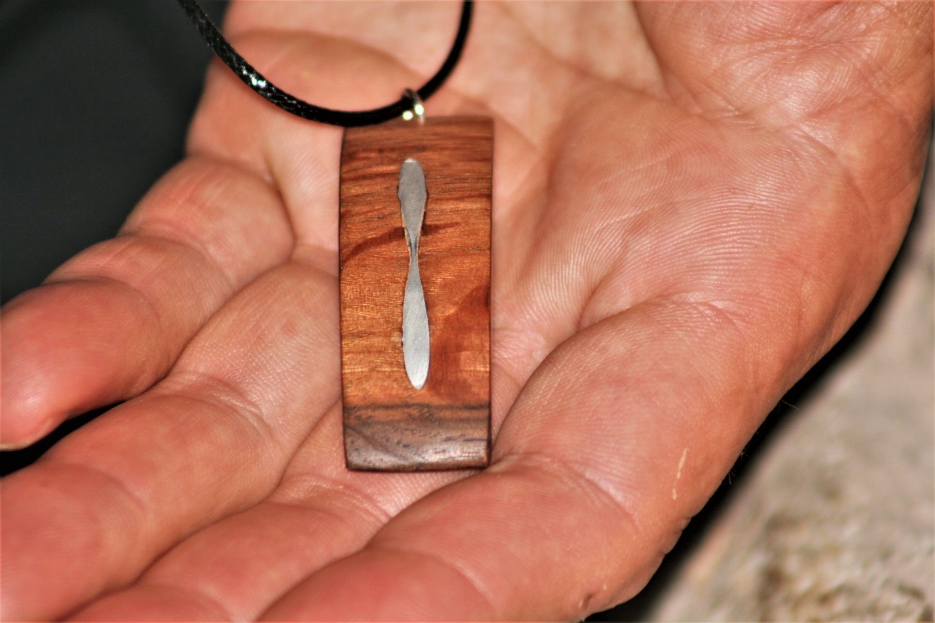 wooden necklaces pendant unique handmade