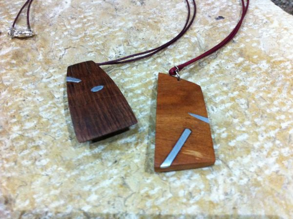 wooden necklaces pendants various wood