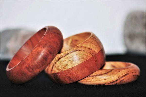 olive wood jewellery sanisio bracelets various wood unique design