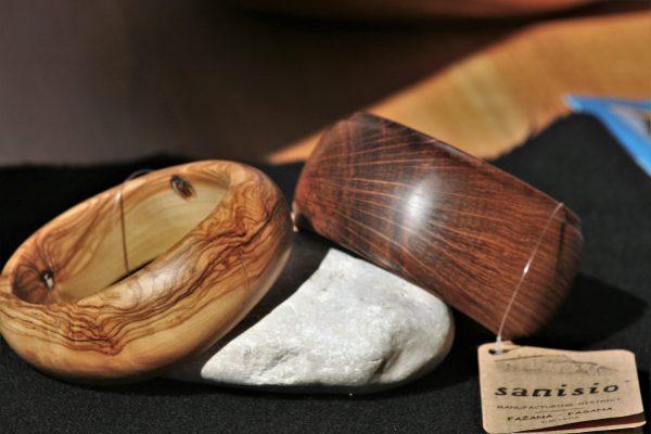 olive wood jewellery sanisio bracelets olive holm oak
