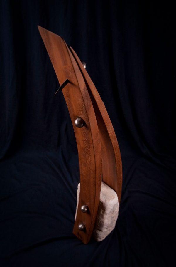 wood sculptures art handmade unique artist design History
