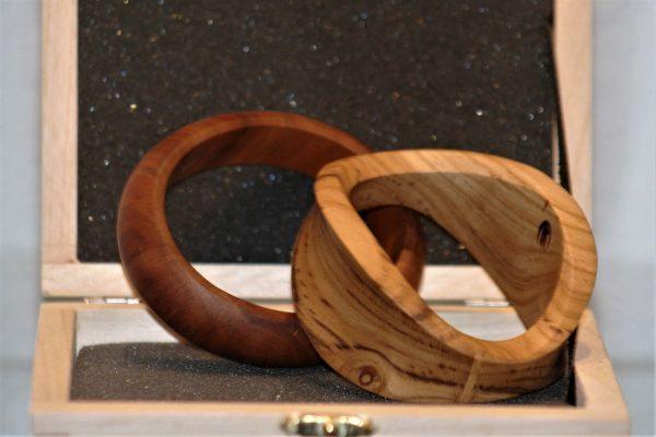 olive wood jewellery sanisio bracelets cherry plum apricot