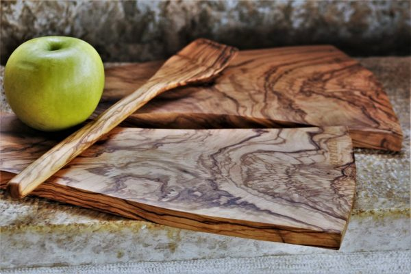 wooden kitchen accessories olive wood serving boards